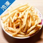 黃金3/8脆薯(5LB/包)6包/箱【愛買冷凍】