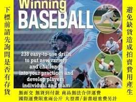 二手書博民逛書店Complete罕見Book Of Drills For Winning BaseballY255562 Ai