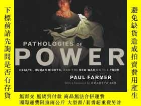 二手書博民逛書店Pathologies罕見Of PowerY256260 Farmer, Paul Univ Of Calif