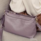 手拿包手包女手拿包2020新款潮時尚韓版春季真皮包女小包斜背包新年禮物