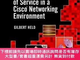 二手書博民逛書店預訂Quality罕見Of Service In A Cisco Networking Environment