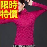女毛衣高領獨一無二時尚-羊毛保暖長袖正韓女針織衫8色63aa37【巴黎精品】