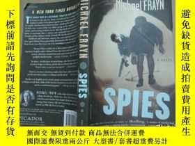 二手書博民逛書店MICHAEL罕見FRAYN SPIESY19506 SPIES