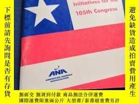 二手書博民逛書店Legislative罕見and Regulatory Initiatives for the 105th Con