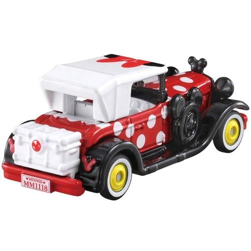 迪士尼小汽車 DM-11 米妮點點經典老爺車_ DS11565