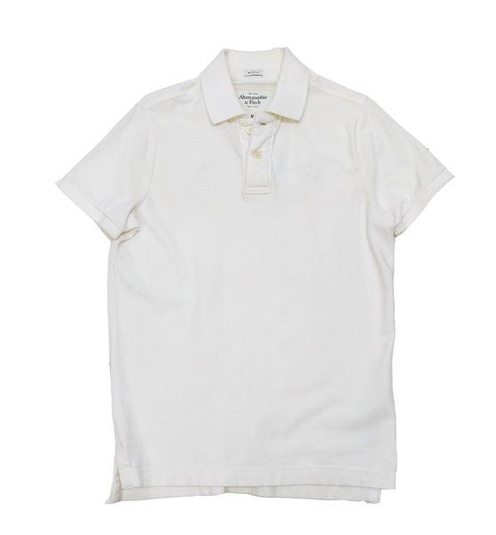 【Abercrombie & Fitch】A&F 麋鹿 男生短袖POLO衫