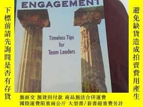 二手書博民逛書店RULES罕見OF ENGAGEMENT: Timeless Tips for Team LeadersY18