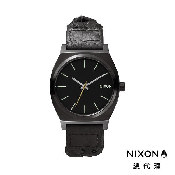 【官方旗艦店】NIXON TIME TELLER 極簡小錶款 經典黑色 潮人裝備 潮人態度 禮物首選
