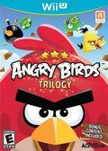 WiiU Angry Birds Trilogy 憤怒鳥三部曲(美版代購)