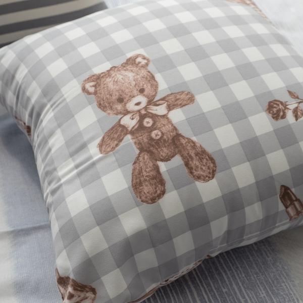 限量方形抱枕   男孩的野餐墊   磨毛材質抱枕   枕芯超飽滿 台灣製