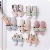 週年慶優惠-客廳掛牆鞋架