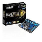 華碩 ASUS M5A78L-M PLUS/USB3 AMD 主機板