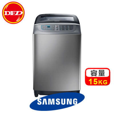 三星 samsung 洗衣機 WA15F 二代威力淨系列 15KG 魔力銀 WA15F7S9MTA ※運費需另加購(不含安裝)