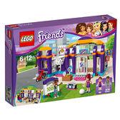 樂高積木LEGO Friends系列 41312 心湖城運動中心