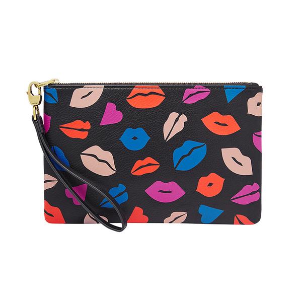 FOSSIL MED 唇印時尚手拿包 SLG1376001