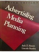 二手書博民逛書店 《Advertising media planning》 R2Y ISBN:0844231584