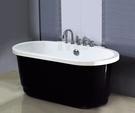 【麗室衛浴】 BATHTUB WORLD   YG2277  壓克力獨立缸  150CM