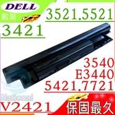 DELL 電池(保固最久)-戴爾 Vostro 2421,2521,3446,3521,E3446,V2421,V2521,6HY59,4DMNG,8RT13,8TT5W,VR7HM