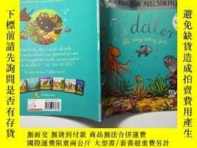 二手書博民逛書店Tiddler罕見the story telling fishY284058 Julia Donaldson