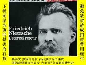 二手書博民逛書店Friedrich罕見Nietzsche 尼采 世界le monde (哲學)德文原版書Y336783 Fri