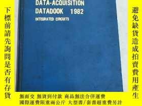 二手書博民逛書店data-acquisition罕見databook 1982(