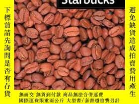 二手書博民逛書店The罕見Story Of Starbucks (built For Success)Y364682 Sara