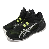 Asics 籃球鞋 Gelburst 25 男鞋 黑 銀 高筒 包覆 日系 亞瑟士 【ACS】 1063A032002
