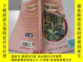二手書博民逛書店the罕見clever little kitten聰明的小貓Y212829 不祥 不祥