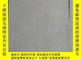 二手書博民逛書店罕見外文原版布面精裝(不是英文 )Y11897 見圖片 見圖片 出版1965