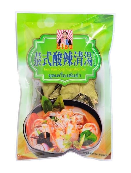 葵果 泰式酸辣清湯調理包 15g/包