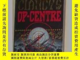 二手書博民逛書店《罕見Tom Clancy s Op-Centre 》Jeff