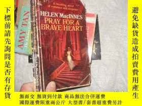 二手書博民逛書店HELEN罕見MacINNES PRAY FOR A BRAVE