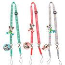 【Disney】 可愛造型零件手機袋吊繩...