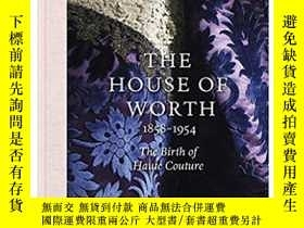 二手書博民逛書店The罕見House of Worth, 1858-1954: