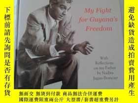二手書博民逛書店CHEDDI罕見JAGAN:MY FIGHT FOR GUYAN