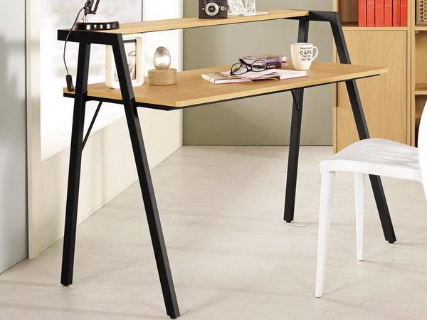 書桌 電腦桌 MK-375-1 達拉斯3.5尺書桌【大眾家居舘】