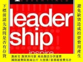 二手書博民逛書店Tom罕見Peters Essentials Leadership Inspire, Liberate, Achi
