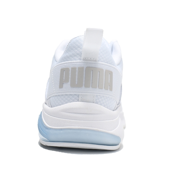 PUMA 休閒鞋 ELECTRON E 全白 後跟 灰LOGO 運動 情侶鞋 男女 (布魯克林) 38043502