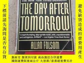 二手書博民逛書店the罕見day after tomorrowY212829