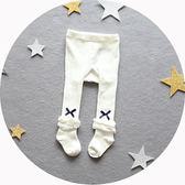 【618】好康鉅惠嬰兒連褲襪幼兒0-3歲打底褲女1女寶寶連腳襪