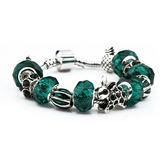 夏季手鏈 流行飾品 大孔珠手鏈 s07