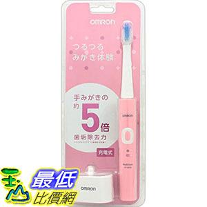 [8東京直購] OMRON 歐姆龍 聲波電動牙刷 HT-B305-PK_A122