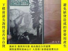 二手書博民逛書店FOUNDATIONS罕見OF ENVIRONMENTAL ET