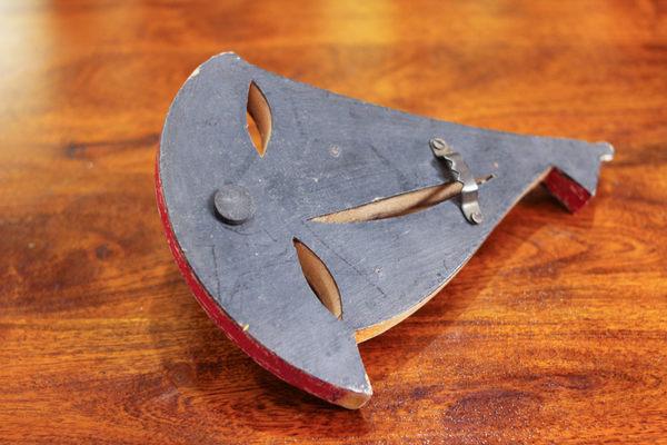 帆船形狀掛鉤