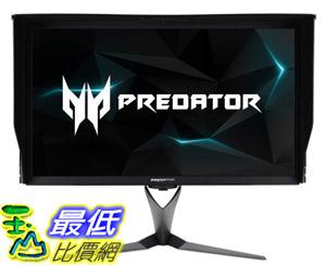 [8美國直購] 顯示器 Acer Predator X27 bmiphzx 27吋 4K UHD (3840 x 2160) IPS Monitor with NVIDIA G-SYNC Ultimate |