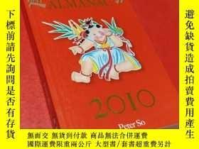 二手書博民逛書店CHINESE罕見ALMANAC 2010Y195426 PET