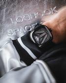SEVENFRIDAY M3 星際太空船M系列自動上鍊機械錶黑-47mm