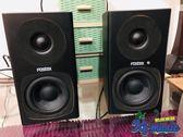 凱傑樂器 中古美品 FOSTEX PM0.3 黑色 主動式 監聽喇叭 公司貨