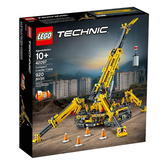 42097【LEGO 樂高積木】科技系列 Technic 小型履帶起重機(920pcs)