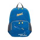 【IMPACT】小童後背包-鯨魚系列-藍 IM00H08SB